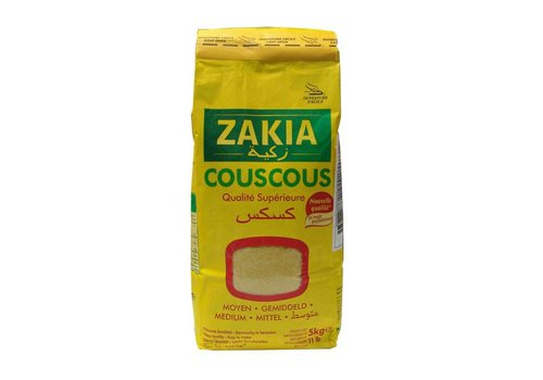 Zakia Couscous moyen