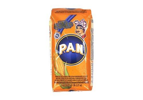 PAN Maïsmeel geel