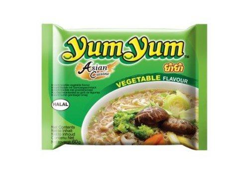 Yum Yum Noedels groenten