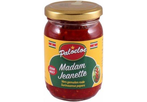 Paloeloe Sambal madam jeanette rood