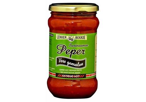 Lekkerbekkie Surinaamse peper extra heet