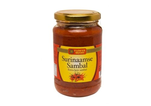 Flower Brand Surinaamse sambal