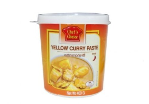 Chef`s Choice Currypasta geel