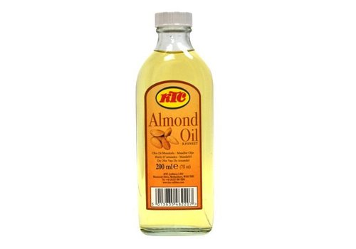 Amandel olie