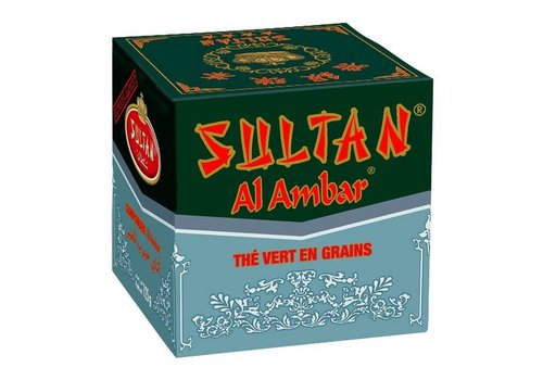 Sultan Al ambar thee