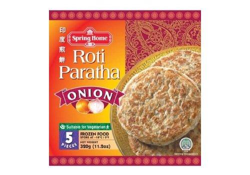 Spring Home Roti Paratha ui