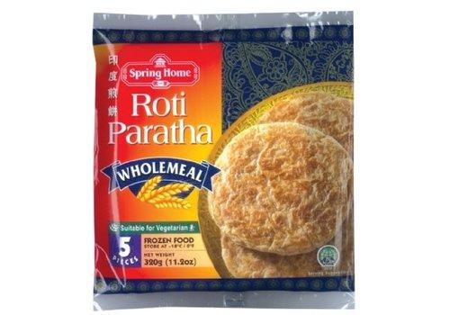 Spring Home Roti Paratha volkoren