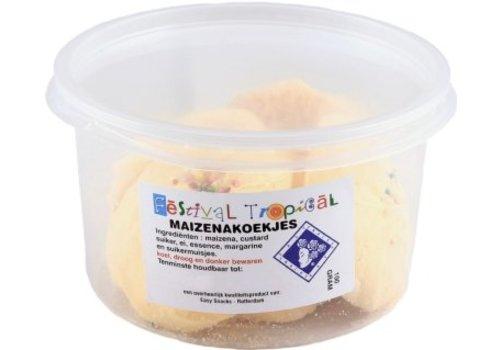 Easy Snacks Maizenakoekjes
