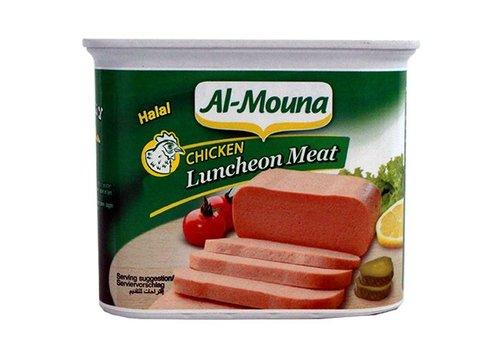 Al-Mouna Luncheon kip