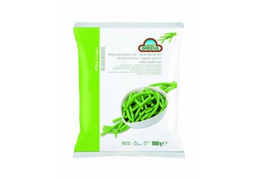 Greens Sperziebonen
