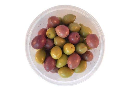 MIJN paars-groen olijven mix