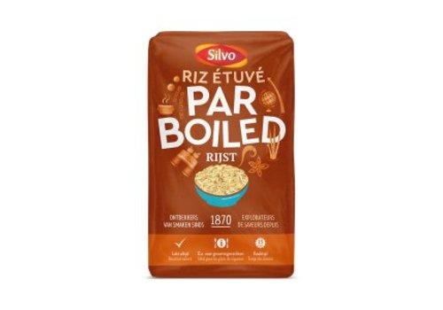 Silvo Parboiled rijst