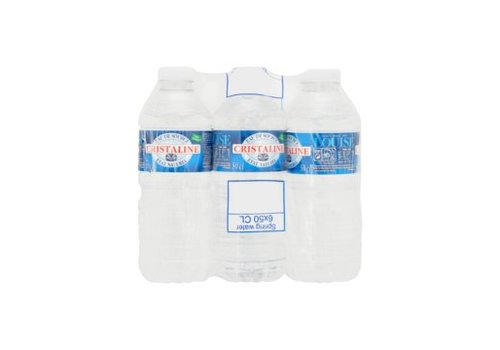 Cristaline Mineraalwater 12-pack