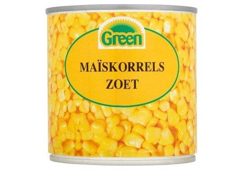 Green Maiskorrels