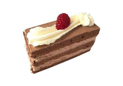 MARRAKECH - Chocolade gebakje met fruit