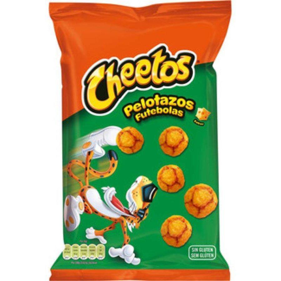 Chips balletjes