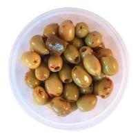 Pikante olijven zonder pit