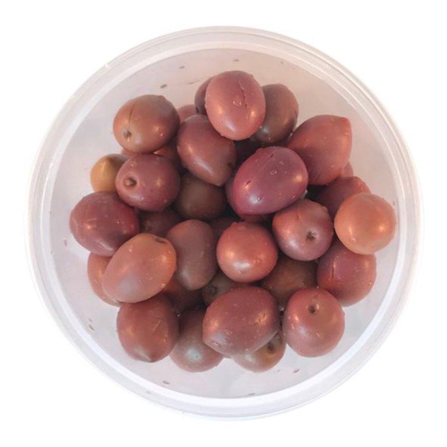 Paarse olijven