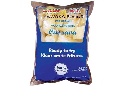 Fawaka Cassave blokjes