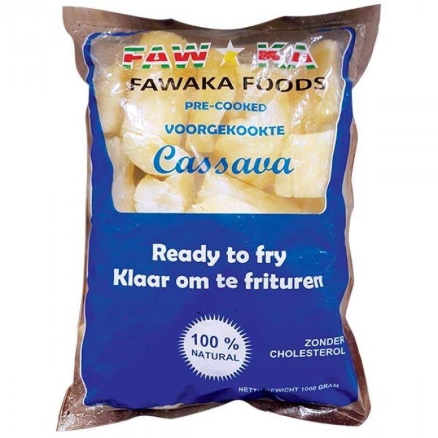 Cassave blokjes
