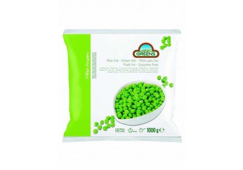 Greens Doperwten middelfijn