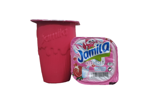 Jamila Raibi granaatappel