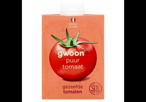 Gezeefde tomaten