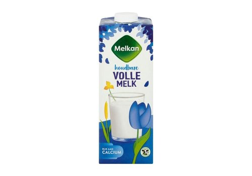 Melkan Houdbare Volle melk