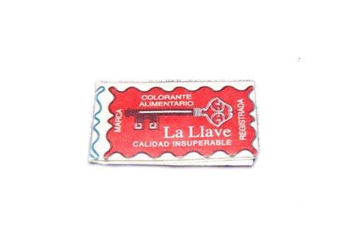 La LLave Saffraan kleurstof