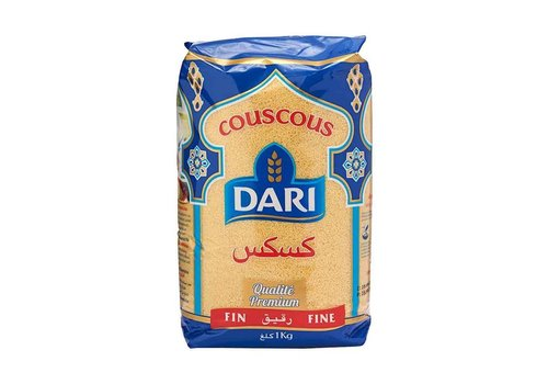 Dari Couscous fijn