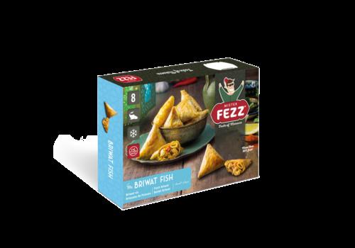 Mister Fezz Briwat fish