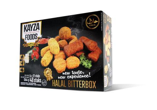 Kayza Foods Halal bitterbox