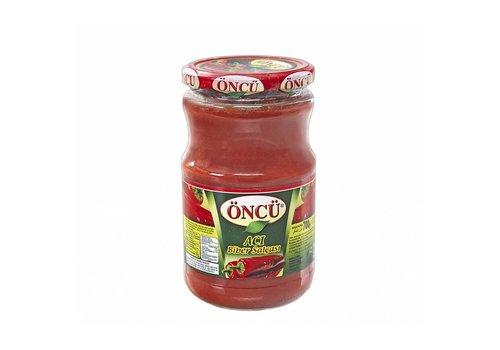 Oncu Paprikapuree mild (tatli)