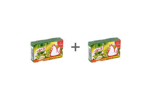 Knorr Bouillon kip duopack
