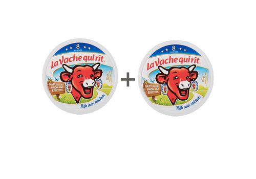 La Vache qui rit Smeerkaas duopack