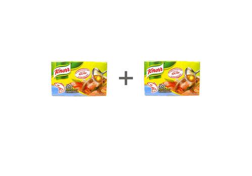 Knorr Bouillon vis duopack
