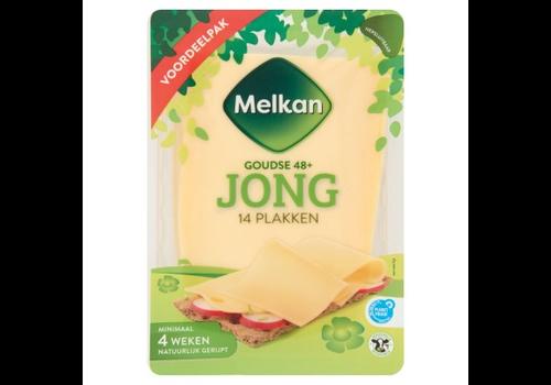 Goudse Kaas Jong 48+ plakken