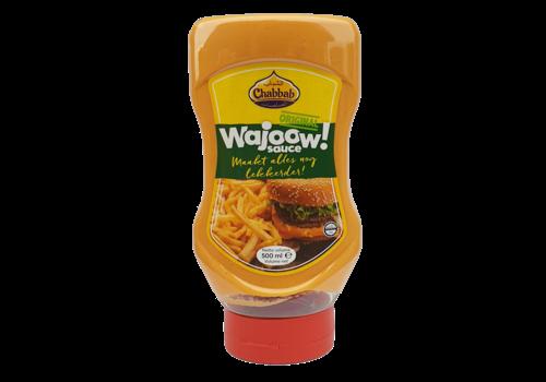 Chabbab Wajoow saus