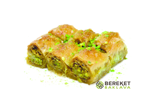 BEREKET Fistikli baklava (pistache)