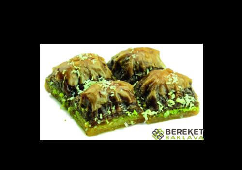 BEREKET Fistikli cikilotali (chocolade)