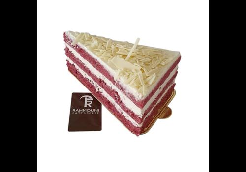 RAHMOUNI Red velvet cake