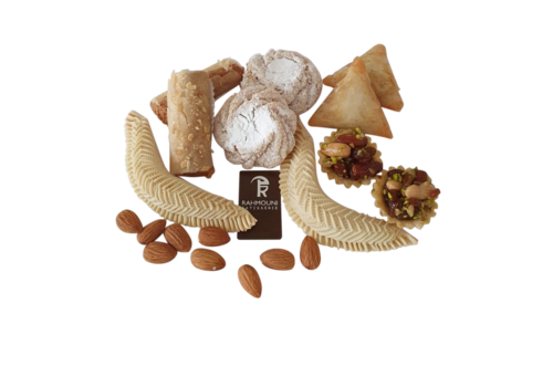 RAHMOUNI Luxe notenkoekjes large