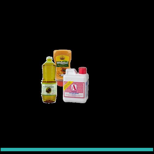Sauzen & olieen