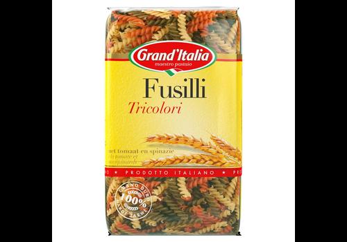 Grand`Italia Fusilli tricolore