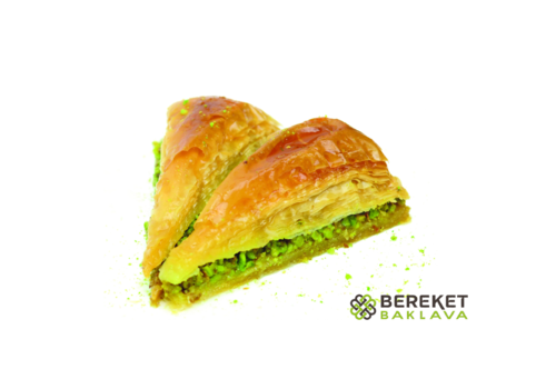 BEREKET Havuc dilimi (pistache)