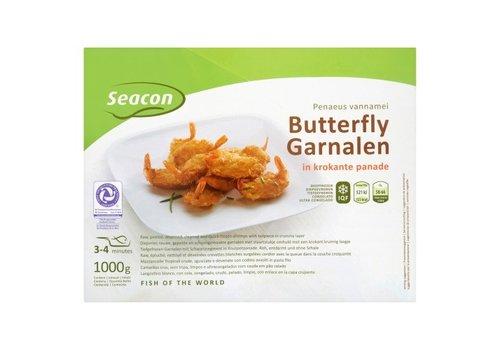 Butterfly garnalen