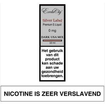 ExcluCig Silver Label Dark USA e-liquid