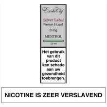 ExcluCig Silver Label Menthol