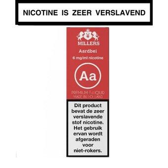 Millers Juice Silverline aardbei e-liquid