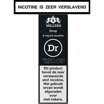 Millers Juice Silverline Drop e-liquid